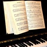 SCT music score